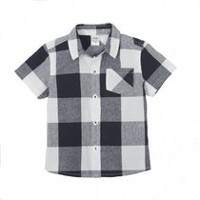 George Toddler Boys' Short Sleeve Woven Shirt 2T