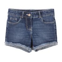 George Girls' Denim Short 10