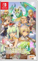 Jeu vidéo Rune Factory 4 Special pour (Nintendo Switch)
