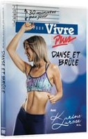 Karine Larose, 30 Minutes: Dance & Burn Calories (DVD)(French)