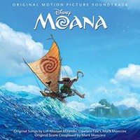 Various Artists - Moana Soundtrack