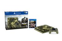 Limited Edition Call of Duty®: WWII PlayStation® 4 1TB Bundle