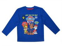 Paw Patrol Boys Long Sleeve T-Shirt 4T
