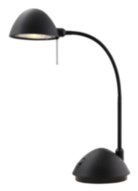 Halogen Flexible Gooseneck Desk Lamp