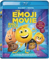 The Emoji Movie (Blu-ray + Digital) (Bilingual)