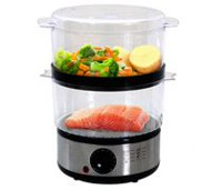 Brentwood TS1005 Two Tiered Food Steamer