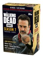 Topps Walking Dead Season 7 Value Box - English Only