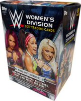 2017 Topps WWE Women's Evolution Trading Card Value Box - English Only