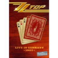 ZZ Top - Live In Germany - 1980: Rockpalast Collection (Music DVD)