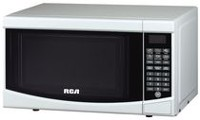 RCA 0.7 cu. ft. Microwave Oven White
