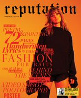 Taylor Swift - Reputation (CD + Walmart Canada Exclusive Magazine Vol 1)