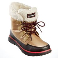 Canadiana Women's Lace-Up Booties 7