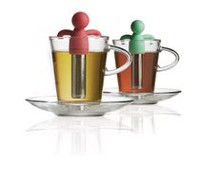 Tandem Tea Set for 2 - 6 pcs