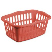 Sterilite 53L Laundry Basket- Orange