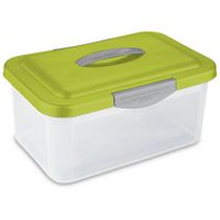 Sterilite Showoffs™ Storage Container- Green