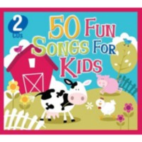 Various Artists - 50 Fun Songs For Kids (2CD)