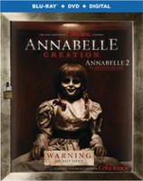 Annabelle Creation (Blu-ray + DVD + Digital) (Bilingual)