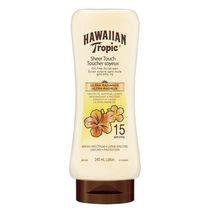Lotion écran solaire Toucher soyeux à FPS 15 de Hawaiian Tropic