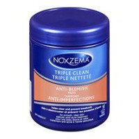 Noxzema Triple Clean Anti Blemish Facial Pads