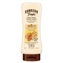 Lotion écran solaire Toucher soyeux à FPS 50+ de Hawaiian Tropic