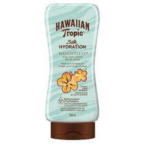 Hawaiian Tropic Silk Hydration Weightless Coconut Papaya After Sun Moisturizer