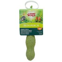 Living World Perchoir Pedi-Perch petit, 16 cm (6 po)
