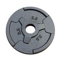 Golds Gym, 2.5lb std plate