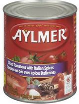Aylmer® Diced Tomatoes with Italian Spices