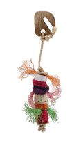 Living World Nature's Treasure Bird Toy, Coco Shell Chime