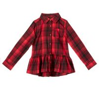 George Girls' Peplum Shirts 10