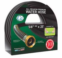 "Crisp-Air 5/8"" by 25' All Season Premium Garden Water Hose"