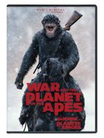 War For Planet Of The Apes (DVD + Digital HD)(Bilingual)