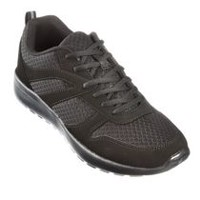 Athletic Works Men's Eli Athletic Shoes Black 9