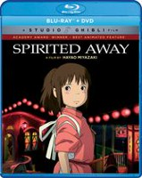 Spirited Away (Blu-ray + DVD) (Bilingual)