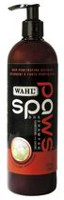 Wahl® Spa Paws™ Pro Strength Cleanser Dog Shampoo