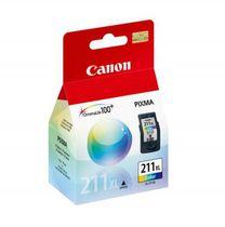 Cartouche d'encre couleur CL-211XL de Canon