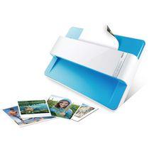 Plustek ePhoto Z300 Photo Scanner 600 x 600 dpi A4 Bleu, Blanc