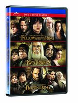 Lord of the Rings, The: Theatrical Trilogy (Triple Feature)