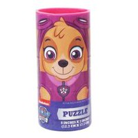 PAW Patrol Rubble 24 Piece Tube Jigsaw Puzzle