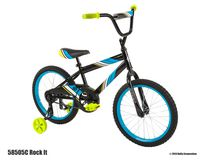 "Huffy Boys' Rock It™ 18"" Bicycle"