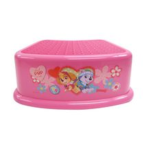 Paw Patrol Skye and Everest Step Stool