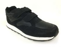 Athletic Works Men's Rupert Casual Shoes Black 9