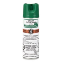 Pulvérisateur insectifuge repellante Great Outdoors de JR Watkins