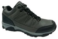 Ozark Trail Men's Jasper Waterproof Mid Hikers Charcoal 11
