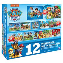 PAW Patrol 12 Pack Puzzle