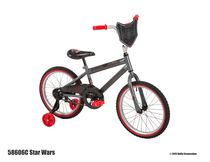 Star Wars™ Boys 18 Inch Huffy Bicycle