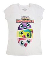 Hatchimals Girls Short Sleeve T-Shirt M