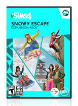 The Sims™ 4 Snowy Escape Expansion Pack (EP10) (Eng) (PC)
