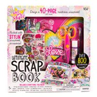 Just My Style Ultimate Scrapbook Kit