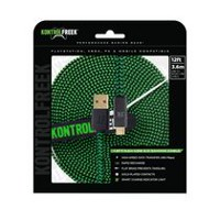 KontrolFreek Gaming Cable (Green/Black)